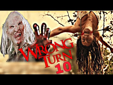 Xxx Mp4 Wrong Turn X The Final Chapter Official Trailer 2018 Hollywood New Movie 2018 3gp Sex