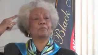 Dr. Frances Cress Welsing - Surviving Racism in The 21st Century part 1