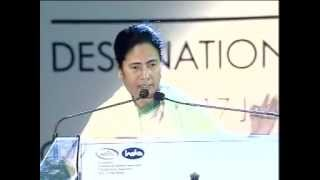 Mamata Banerjee,Honourable Chief Minister In Bengal Leads
