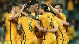 Australia vs Saudi Arabia 3-2 - All Goals & Highlights - World Cup 2018 Qualifiers 08/06/2017 HD