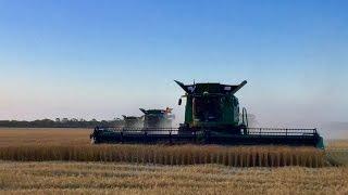Munglinup Harvest 2016 - Controlled Traffic Farming