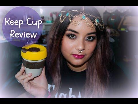 Keep Cup Review + How to claim a free Keep Cup