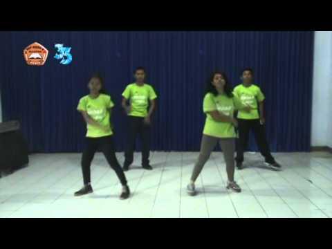 Tutorial Dance Dies Natalis SMPN 6 Salatiga ke 33
