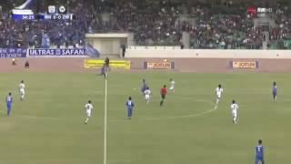 اهداف مباراة الميناء 1-1الزوراء الجولة العاشرة من الدوري العراقي الممتاز (2016-2017)