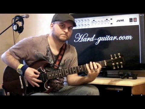 AC/DC The Jack Guitar Lesson (how to play Jack on guitar tutorial with tabs and lyrics) Angus Young