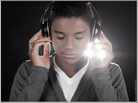 Shook!: Meet Jaafar Jackson Who Sounds Just Like His Late Uncle Michael Jackson!