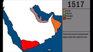 History of the Arabian penninsula