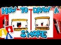 How To Draw A funny S