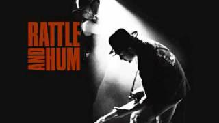 U2  Rattle And Hum  17  All I Want Is You