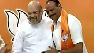 Live : BSP MP Brajesh Pathak Joins BJP