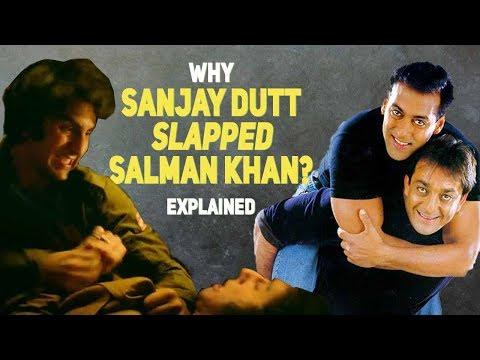Xxx Mp4 Sanju Teaser Why Sanjay Dutt Slapped Salman Khan Explained 3gp Sex