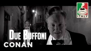 Conan & Jordan's Fake Italian Movie Trailer  - CONAN on TBS