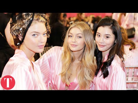 Download 10 Secrets Behind The Victoria's Secret Fashion Show On Musiku.PW