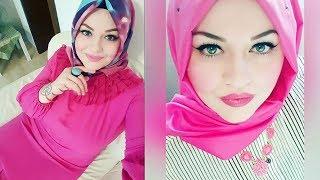 اكثر من 10 لفات حجاب من اروع لفات الحجاب فى العالم من اجمل محجبه