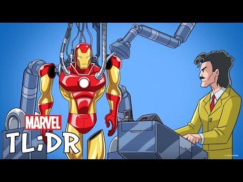 Iron Man: Armor Wars | Marvel TL;DR