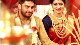 Amala & Sanal Wedding highlights