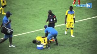 2017 Africa U 20 Cup of Nations Qualifiers Rwanda 1 - 1 Uganda