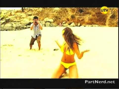 Jhendelyn Nuñez en bikini en la playa PartNerd