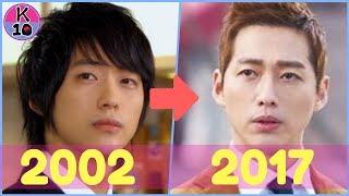 Falsify Nam koong Min EVOLUTION 2002-2017