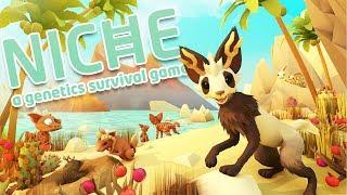 CRAZY ANIMAL SURVIVAL! - Combining Genetics and Breeding Animals! - Niche Gameplay