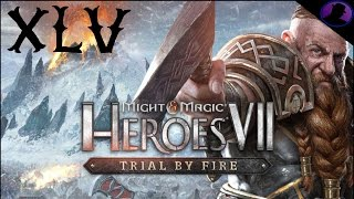 Let's Play Might And Magic Heroes 7: Trial By Fire - Ep. 45 - Freaking Combat Hamsters!