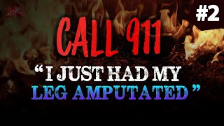 5 REAL DISTURBING 911 Calls #2 *With Updates and Text*