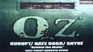 Kurupt (Ft. Nate Dogg) Behind the Walls