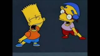 Vamos a alocarnos al estilo Broadway (Super malteada) - Los Simpson