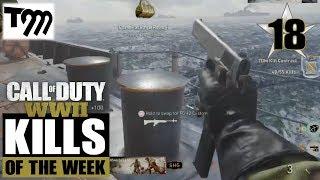 Call of Duty WW2 - TOP 10 KILLS OF THE WEEK #18