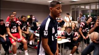 High School Rap Battle Stunna Mac vs Devon