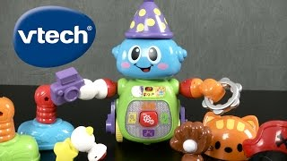 Bizzy the Mix and Move Bot from VTech
