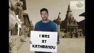 Raj Chakraborty shares his feelings about Kathmandu