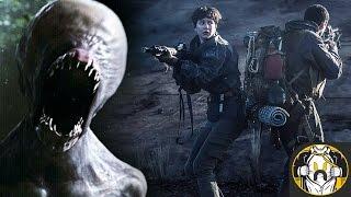 Alien Covenant: Neomorph vs Xenomorph Attack Deleted Scene - Explained