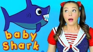Baby Shark | Kids Songs | Nursery Rhymes for Children, Toddlers and Baby