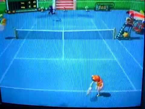 mario power tennis playthrough part 12