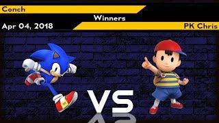 XenoOneHundredThree - [Winners] Conch vs PK Chris