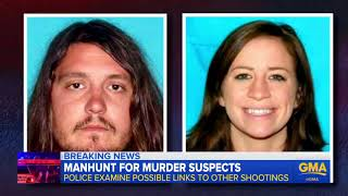 Urgent manhunt in Nashville for 2 murder suspects ABC News