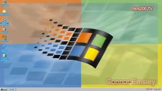Microsoft Sam reads Funny Windows Errors Season 8 to Season 9 Bridge