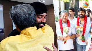 Dhanush announces Power paandi completion of shoot today | Latest Tamil Cinema News | Rajkiran