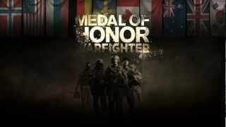 Linkin Park Medal Of Honor E3 official Multiplayer gameplay trailer 2012