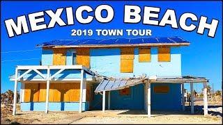 Mexico Beach, Florida town tour - HURRICANE MICHAEL rebuilding