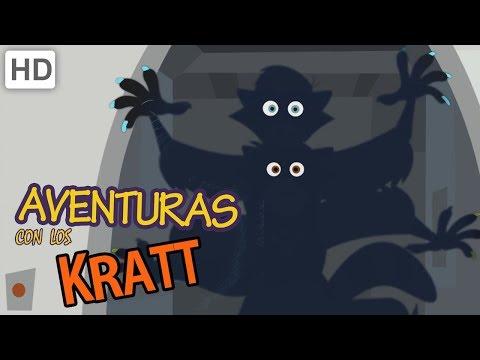 Aventuras con los Kratt - Redondeo de Criaturas Asustadizas: Halloween Aúlla y Gruñe