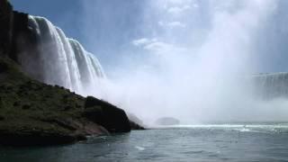 Maid of the Mist,  Niagara Falls - Canada, USA HD Travel Channel