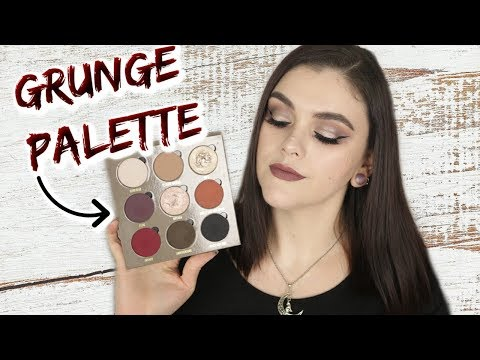 Xxx Mp4 GIVEMEGLOW COSMETICS GRUNGE PALETTE TEST IT OUT TUESDAY 3gp Sex