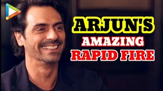 Arjun Rampal's SUPERB Rapid Fire On Daddy | Paltan | Game Of Thrones | Lincoln