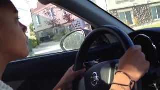 Mirrakle driving
