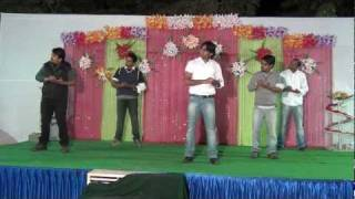 Dulhe ke dosto ka dance--group dance on Vicky's wedding