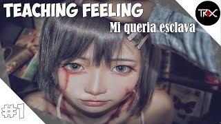 Enseñando a sentir Teaching Feeling #1    novel visual Rex zone Gameplay Español