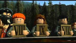 LEGO Harry Potter and the Philosopher's Stone (Sorcerer's Stone) FULL MOVIE