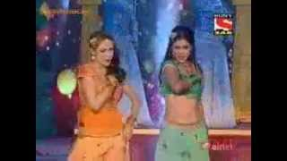 Debina Bonnerjee Choudhary's dance performance in SAB Ke Anokhe Awards 2012